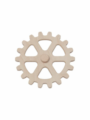 medium size cog wheel for activity board
