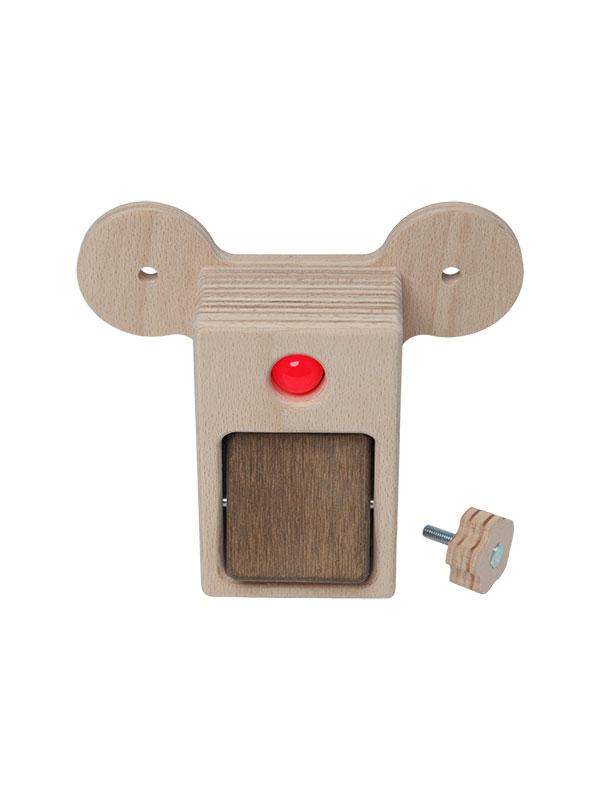 montessori light switch for activity board