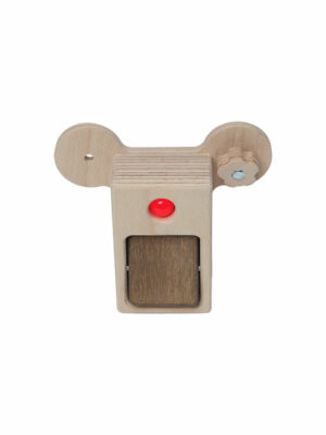 educative light switch for activity board
